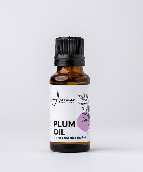 Plum kernel oil new