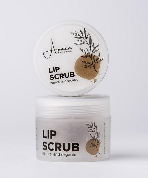 Lip scrub new box