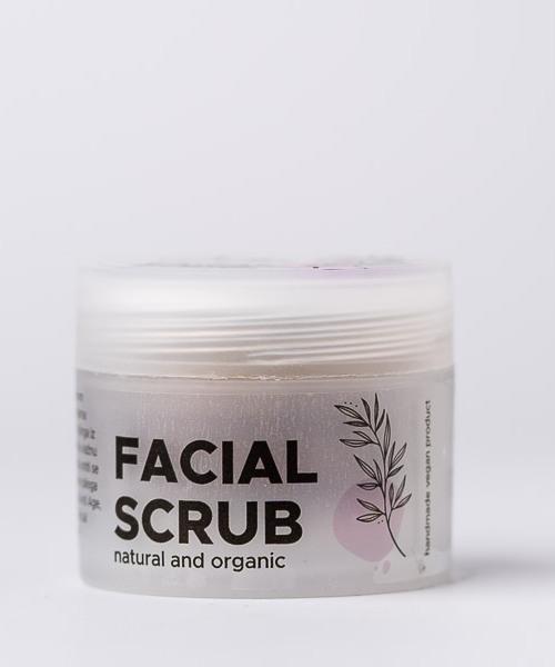 Facial scrub new