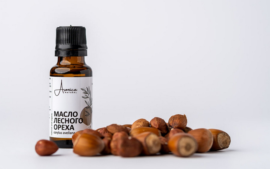 Cold-pressed Oils hazelnut ru